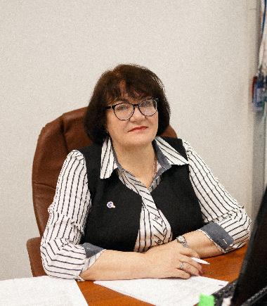 Еськина Наталья Васильевна