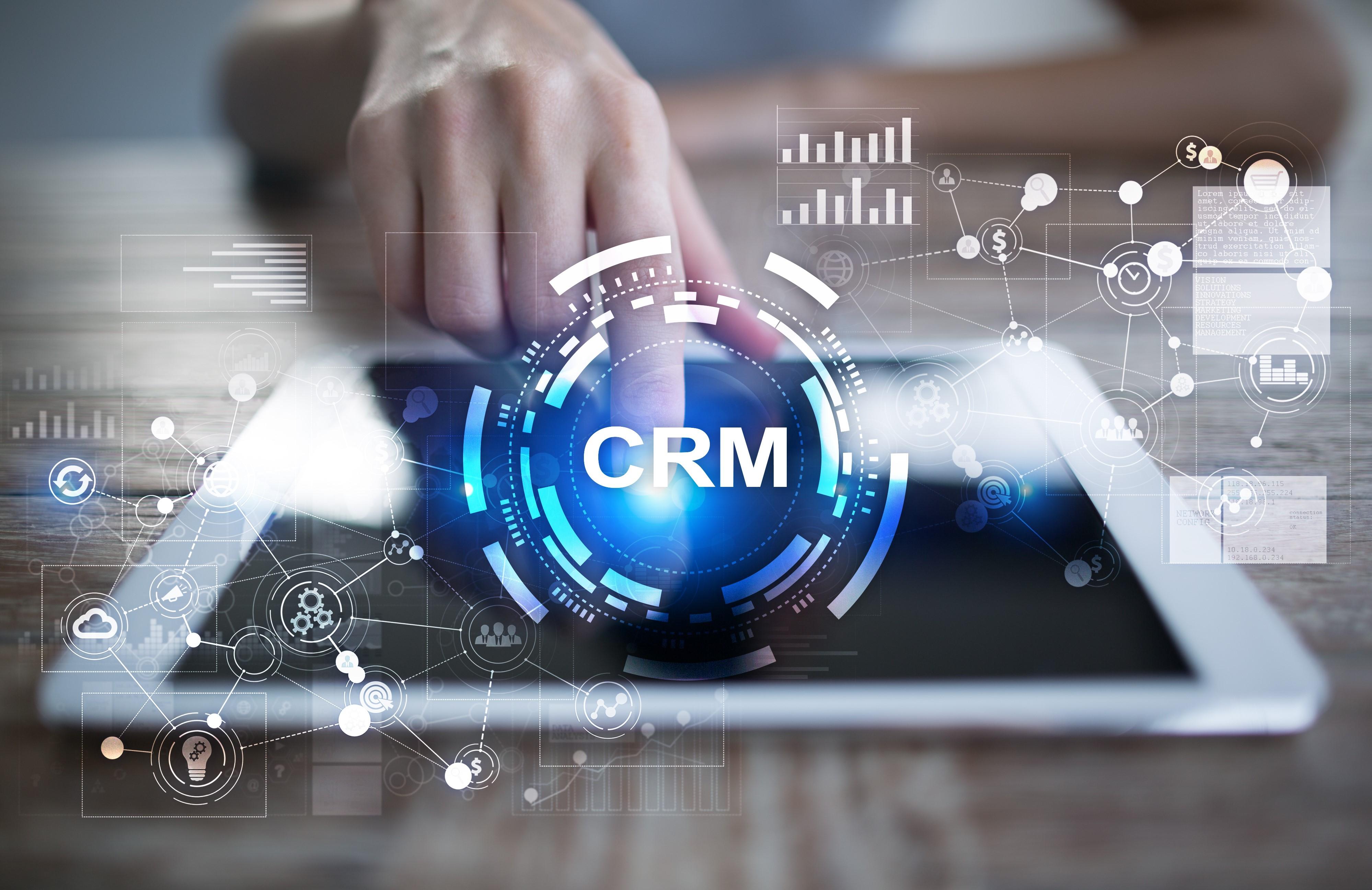 Развитие внутренних систем управления, CRM