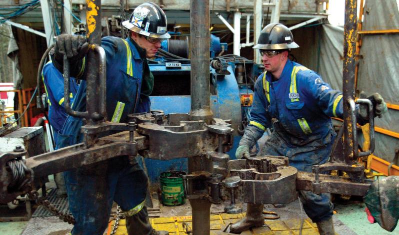 Ремонтные, монтажные и пусконаладочные работы на опасных производственных объектах нефтегазодобычи,